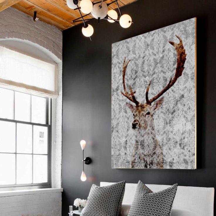 Highlands | Canvas ArtThe Block Shop - Channel 9