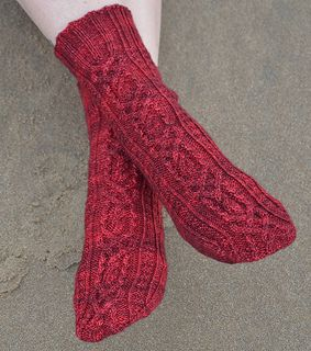 1000+ images about Knitting Socks and Mitts on Pinterest Cable, Ravelry and...