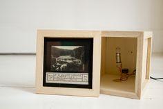 DIY : une lampe «lanterne magique» | Vert Cerise