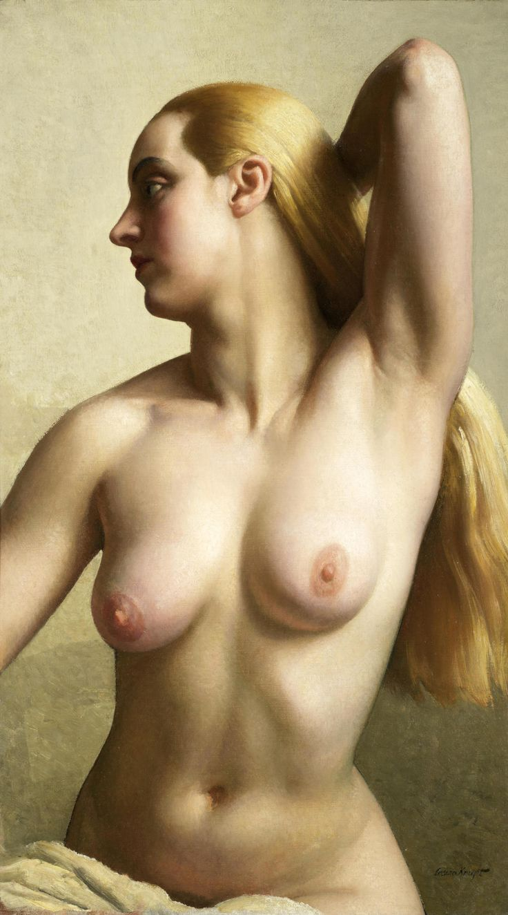 androphilia: The Golden Girl by Laura Knight