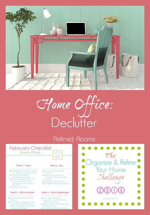 964 best about organizing printables images on pinterest for Declutter house plan