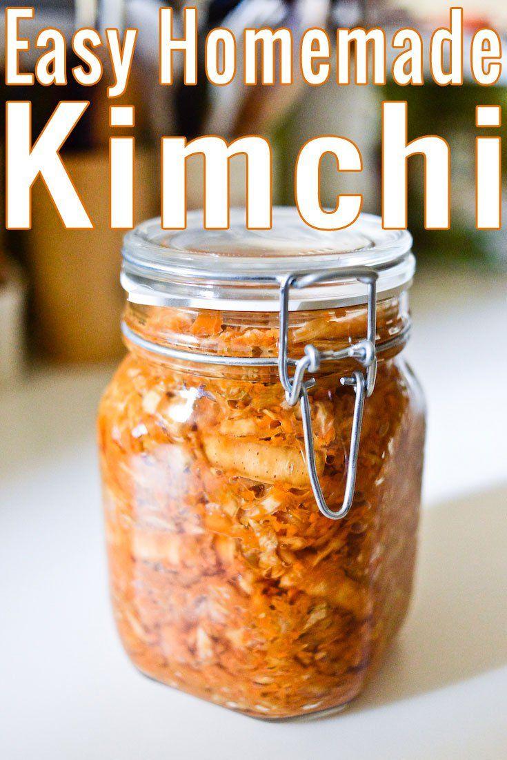 Une formule flexible pour faire un kimchi facile ! Le condiment signature de la cuisine coréenne est aussi un probiotique super bon pour la santé.