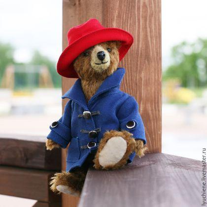 Мишка тедди Паддингтон #teddy