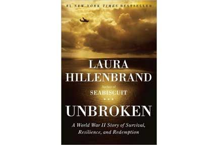 Unbroken - Laura Hillenbrand: This was just recommended to me and I'm really looking forward to reading it.  It's by the same author as Seabiscuit, and recounts a soldier's astoundingly true story.