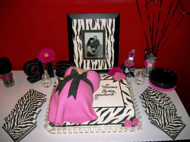 Pink Zebra Baby Shower | A to Zebra Celebrations