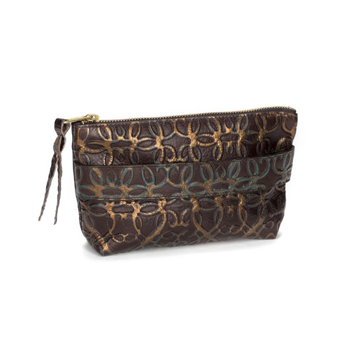 Statement Clutch - Tide Pool by VIDA VIDA Sk1pHV8f7