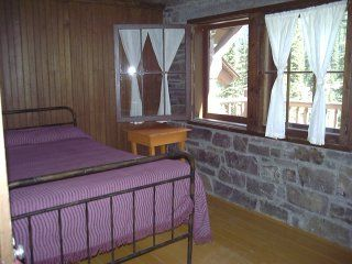 Sperry Chalet Rooms