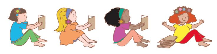 Imagen para la promoción del libro y la lectura