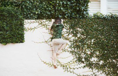 Accidental Camouflage series by Sandy Nicholson
