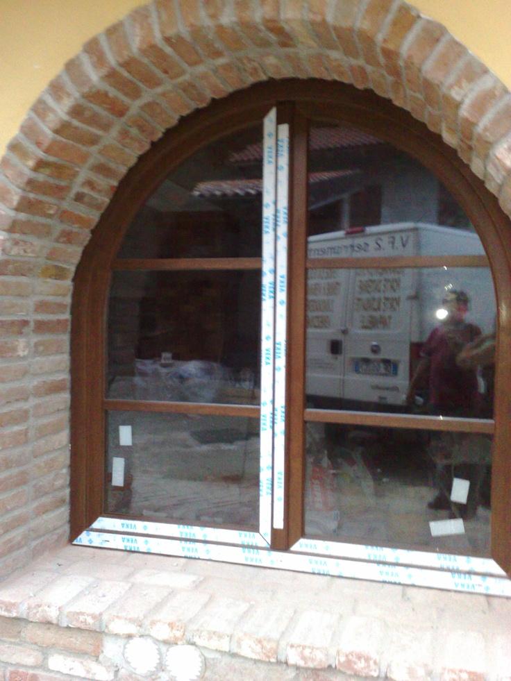 Vf2 serramenti in Pvc Torino, guardate le foto dei nostri lavori.