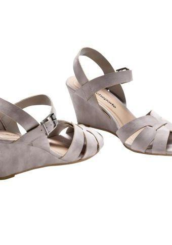 Sandály na klínovém podpatku #ModinoCZ #sandals #shoes #fashion #boty #moda #sandaly #style #klinek