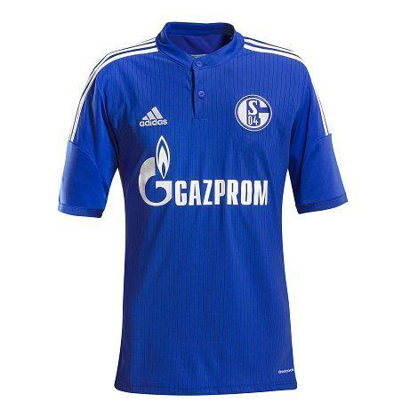 Schalke 04 Heim-Trikot