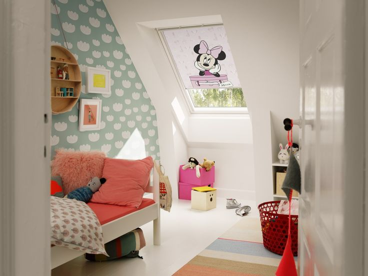 "VELUX & Disney Traum Kollektion © Disney. © Disney. Based on the ""Winnie the Pooh"" works by A. A. Milne and E. H. Shepard."