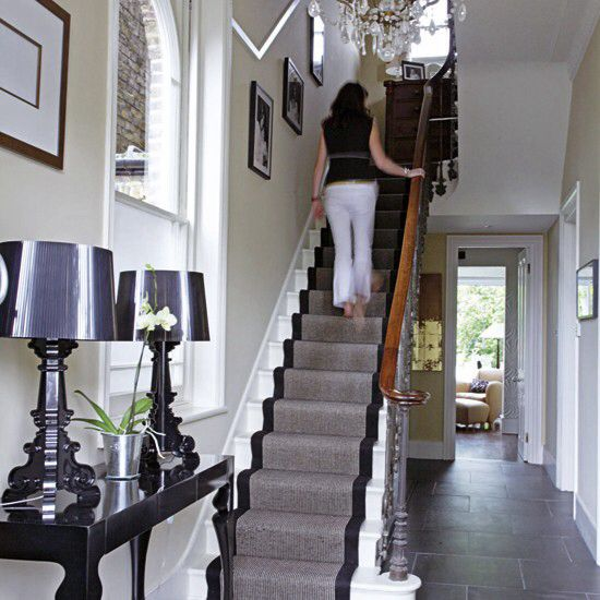 Victorian Hallway On Pinterest: 29 Best Images About Stair Runner On Pinterest