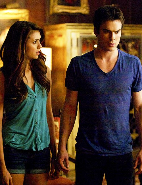 Hookup Real In Life And Still Elena Damon Are