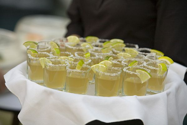 Adorable Little Margarita Shots for Fiesta, or a Mexican or Spanish Themed Party! Love this!