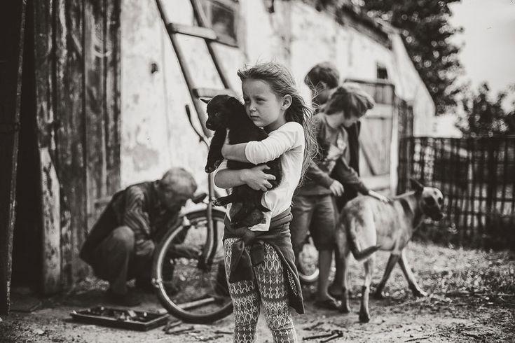 Dogs and bikes, Izabela Urbaniak