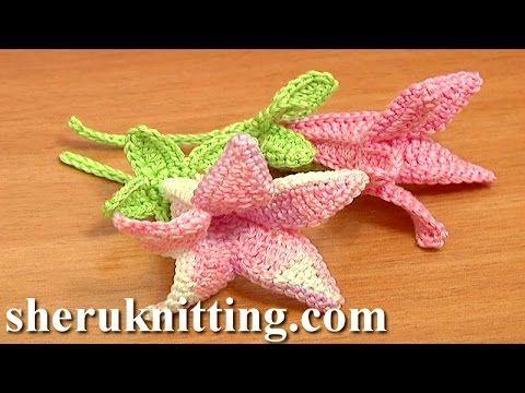 18 best Sharu Crochet Flower images on Pinterest | Patterns, DIY and ...