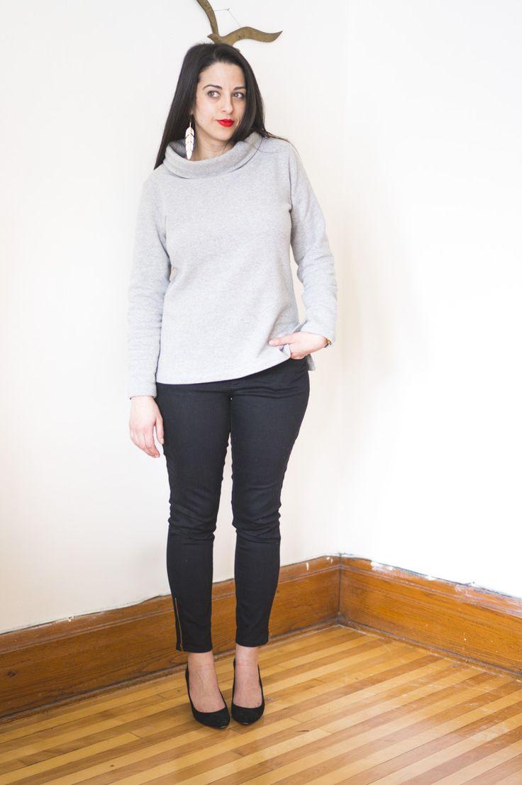 Coco Sweatshirt by Closet Case Files