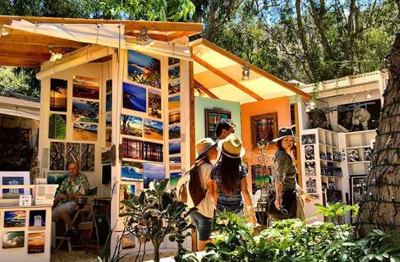Where: Laguna Beach, CAWhen: June 24–August 28, 2016Known as an artist colony, Laguna Beach is also ... - Sawdust Art Fair