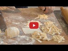 Házi készítésű gyúrt tészta Házi készítésű gyúrt tészta készítését még…