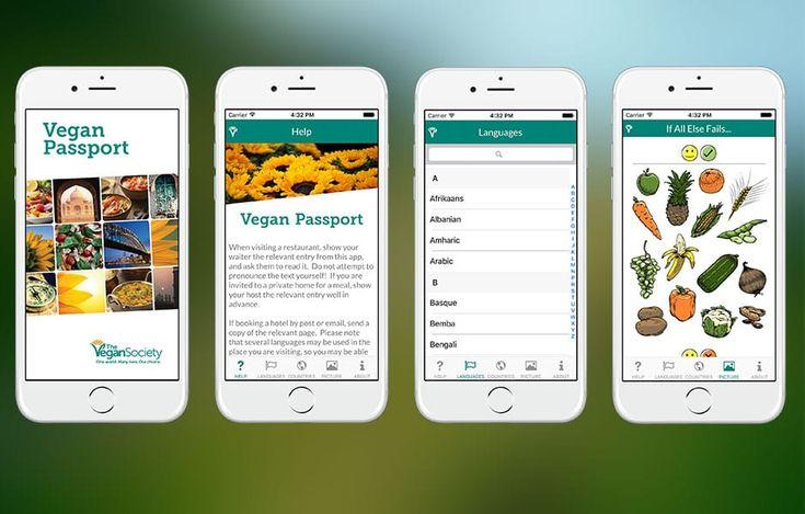 WEGAŃSKI PASZPORT   Nowa aplikacja ułatwiająca życie w podróży.  1,99$ na IOS 1,49£ na Windows, i 9,78zł na Google Play. Warta swojwj ceny? Ktos już zna? #vegan #vegantravel #traveling #veganpassport #pureveg #weganizmwpodrozy #jemywegansko