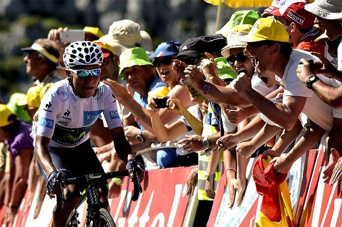 nairo quintana 2015 | Nairo Quintana se mantiene como segundo del Tour de Francia | El País ...