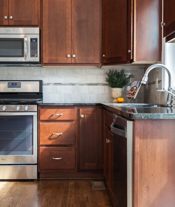 Best 25+ Dark Granite Kitchen Ideas On Pinterest