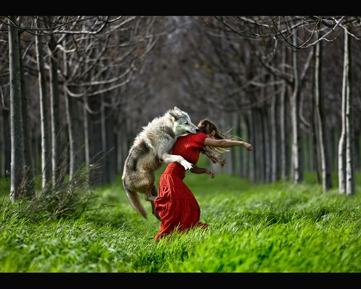 Little red riding hood - by shlomi nissim on 500px