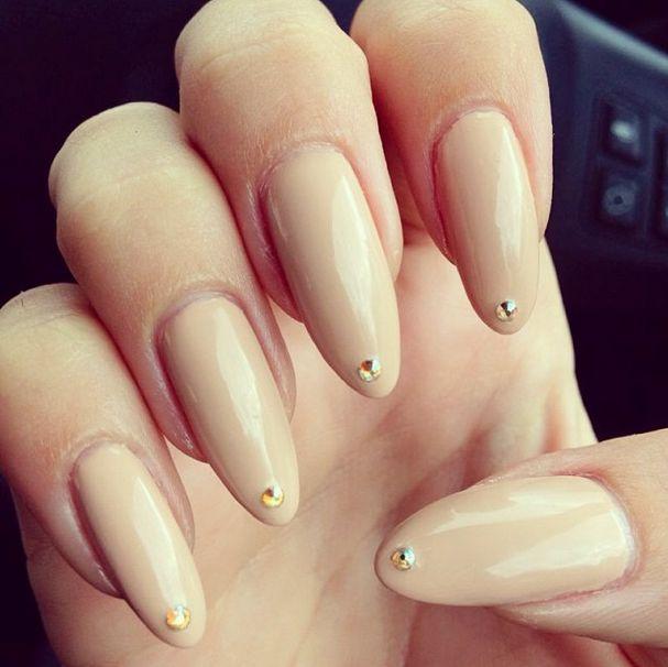 nude black nail - Pesquisa Google                                                                                                                                                      Mais