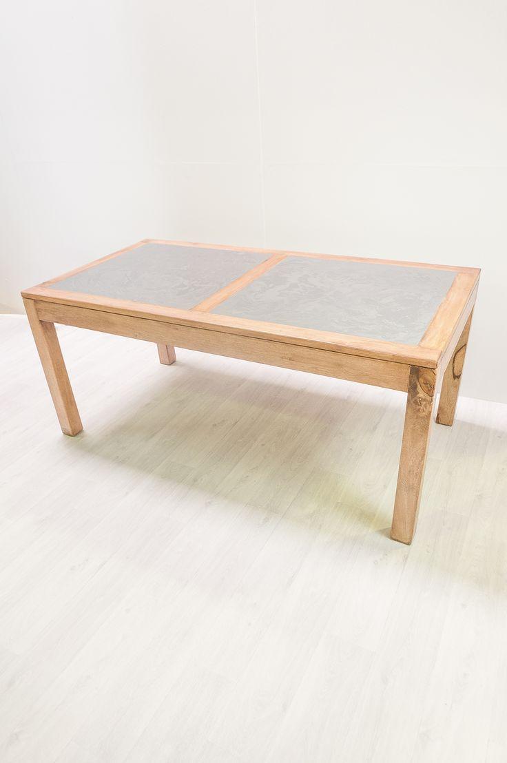 7 Best Tables Repas Originales Images On Pinterest Originals  # Meuble Tv Beton Cire