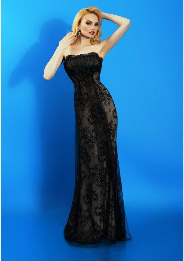 Evening Dress I Promise You BIEN SAVVY La Dolce Vita SS 2015