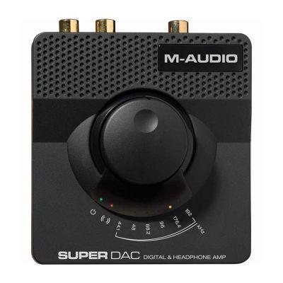 M-Audio - Yüksek kaliteli 24-bit / 192 kHz DAC / USB bağlantı