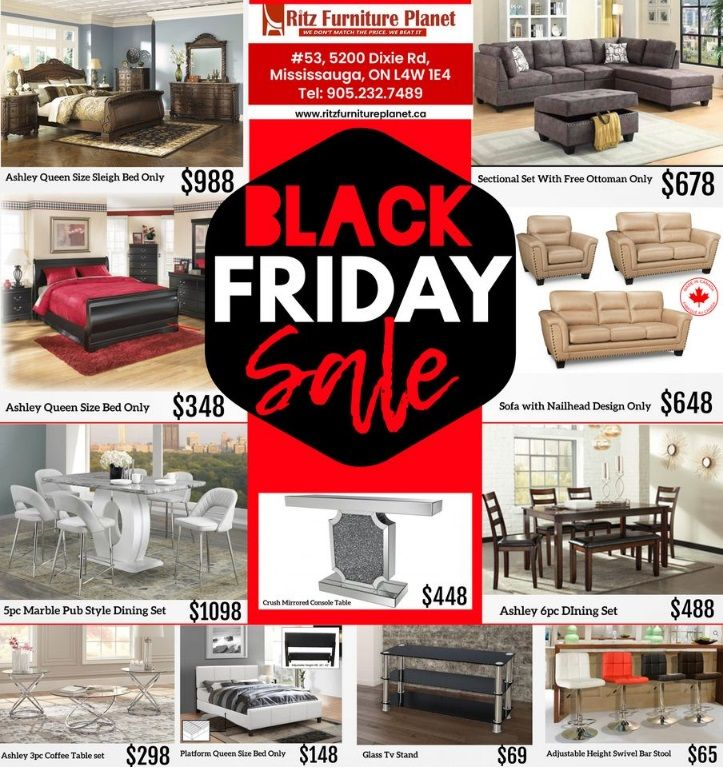 Ritz Furniture Planet Offers, Furniture Black Friday Canada