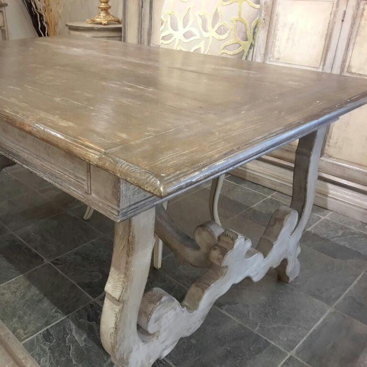 Il classico tavolo seicentesco
