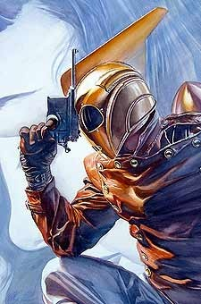 Rocketeer Adventures -- Alex Ross