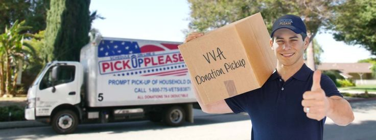 VVA Donation pick-up