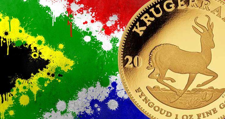 AU-Krugerrand-Afrika