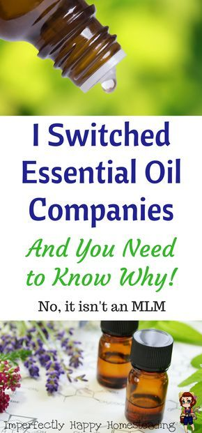 I Switched Essential Oil Companies & You Need to Know Why. Nope it isn't doTerra, Young Living or any other MLM.