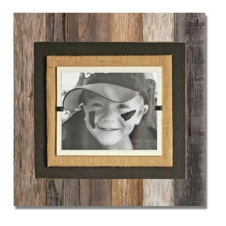 21 Most Unique Wood Home Decor Ideas: Best Selling Set Of Rustic Reclaimed Wood Picture Frames