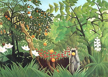 Henri Rousseau | Emma-O