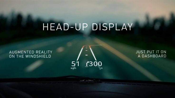 HUDWAY — Augmented reality on the windshield (HUD, Head-Up Display). Drive safely.. HUDWAY — is an unique Head-Up Display mobile application...