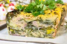 Vyzkoušejte certifikovaný zdravý recept na netradiční polentovou nádivku bez vajec a tuku se spoustou zelené zdravé petrželky.