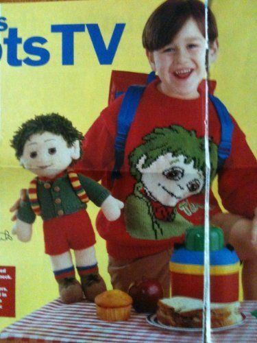 It's Tots TV toy knitting pattern by Alan Dart (woman's weekly magazine pullout) by Alan dart, http://www.amazon.co.uk/dp/B00BJPXCHI/ref=cm_sw_r_pi_dp_aFNitb13CCV51