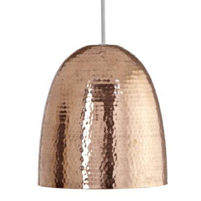 Barock Copper Hammered Shade, 5052931011247
