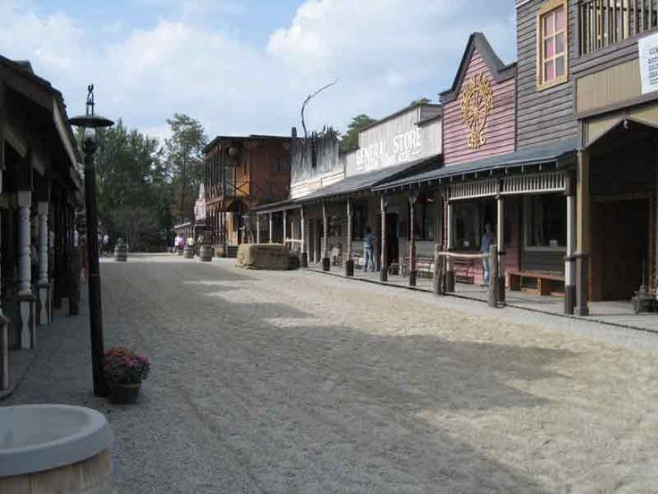 Old Western Town Old Things By Angie Pinterest