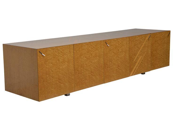 Radica Sideboard by Giovanni Offredi for Saporiti - Wall - Greedfineart.com