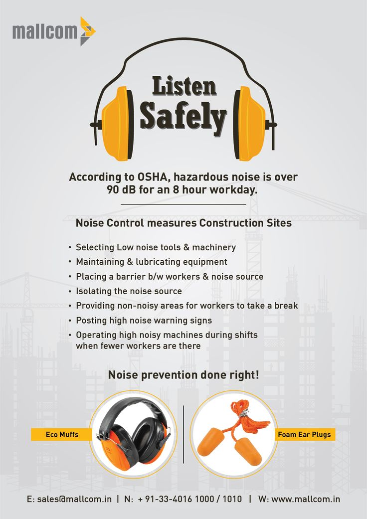 Listen Safety Noise Prevention Done Right Personal