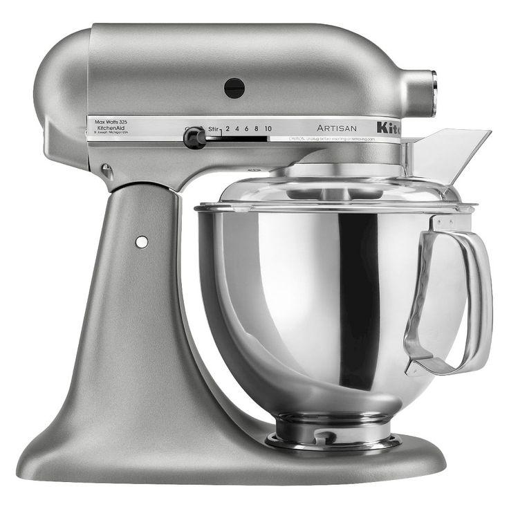 KitchenAid Artisan Series 5 Quart Tilt-Head Stand Mixer- KSM150,