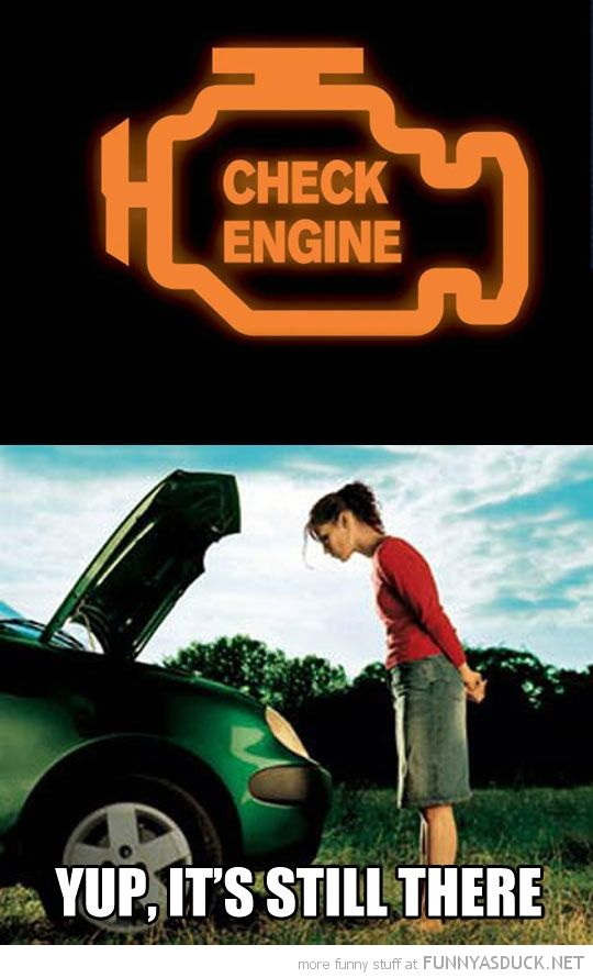 The extent of my mechanical knowledge.